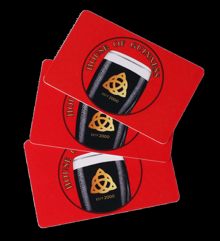 House of Guinness Gift Card